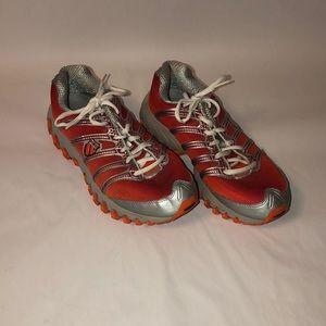 Kswiss tennis shoes